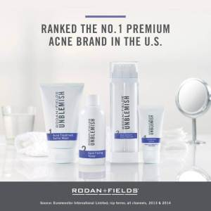 Unblemish can change your life! 2