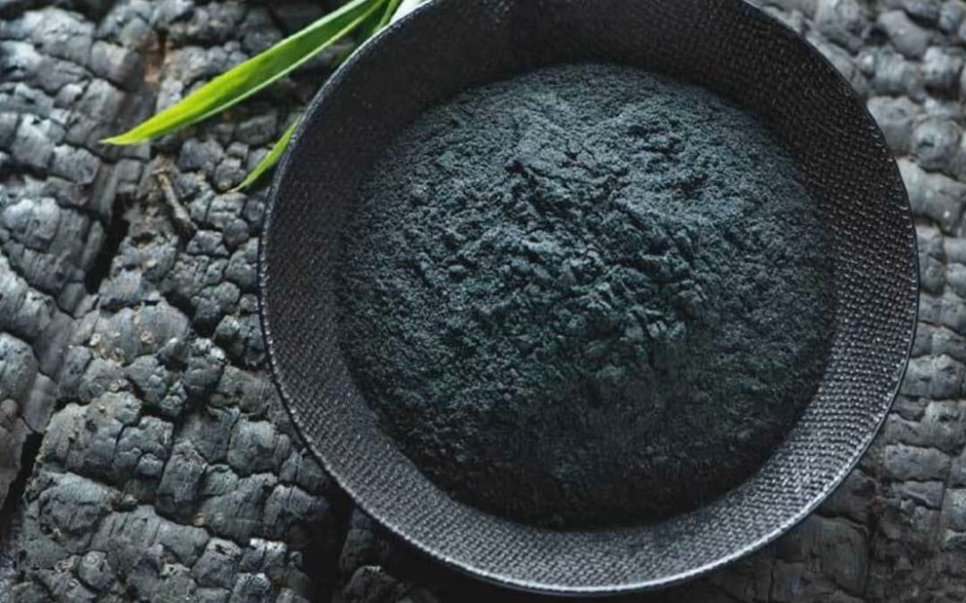 Volcanic Charcoal Facial Mask from Gina Pearons