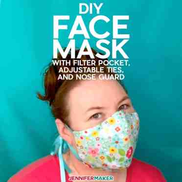 March 27, 2020 - Friday Finds DIY Face Mask