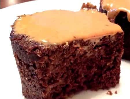 bolo de proteína