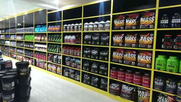 gainers muscle mass supplements