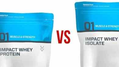 Photo of Impact Whey Concentrada vs Impact Whey Isolada