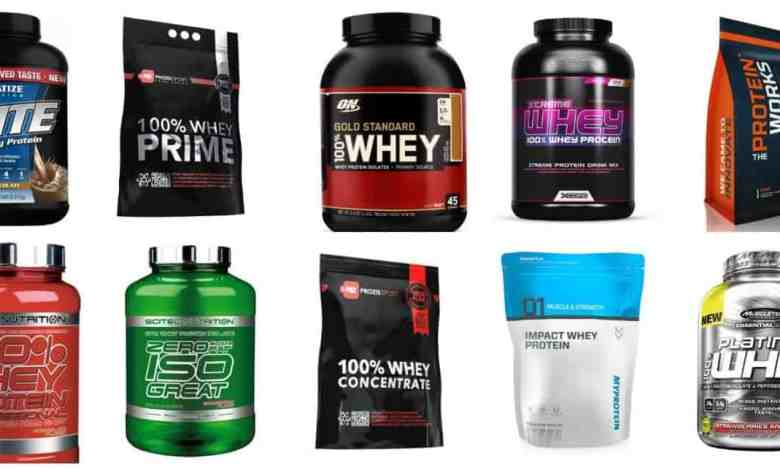Photo of The best Whey Protein supplement