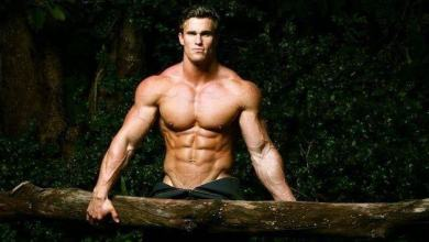 Photo of Calum von Moger – Plano de Treino