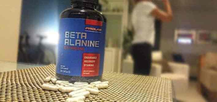 A Beta-Alanine Supplement
