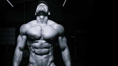 Photo of Ross Edgley – Plano de treino