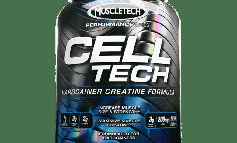 muscletech cell-tech