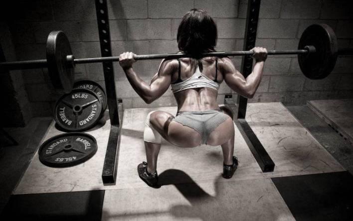 glutei squat