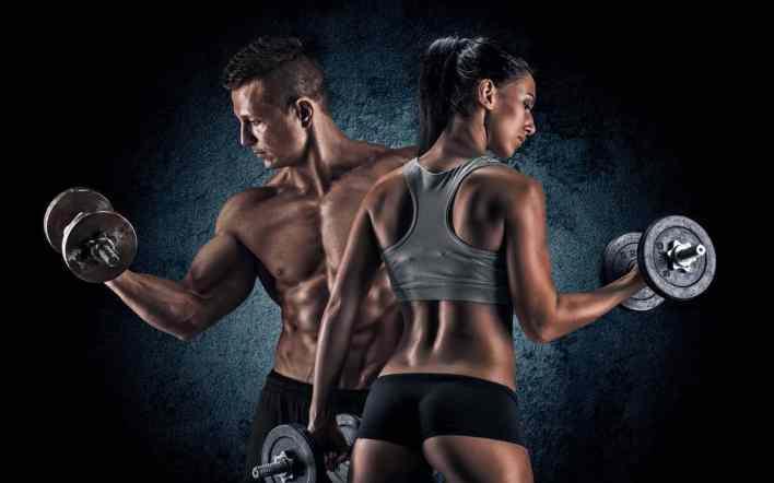 definizione muscolare estiva