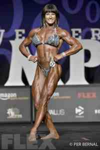 jennifer taylor mr olympia 2017