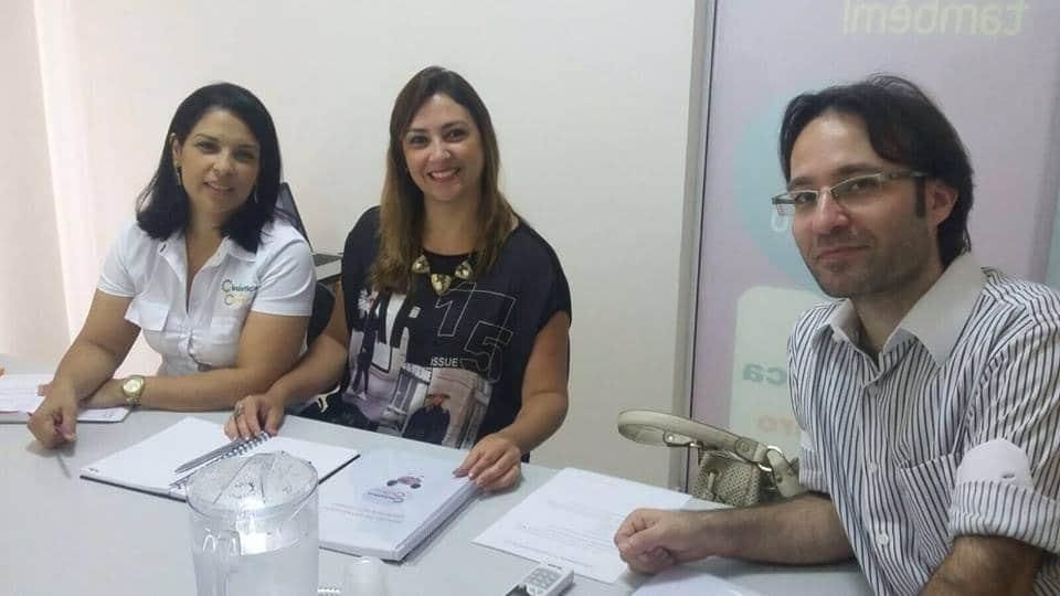 Sandra Mara Takemura - Marina Paradanta Ruas Justo - Rafael Minozzo