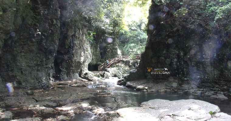濟州島景點》安德溪谷(안덕계곡) 韓劇九家之書、太王四神記 拍攝景點