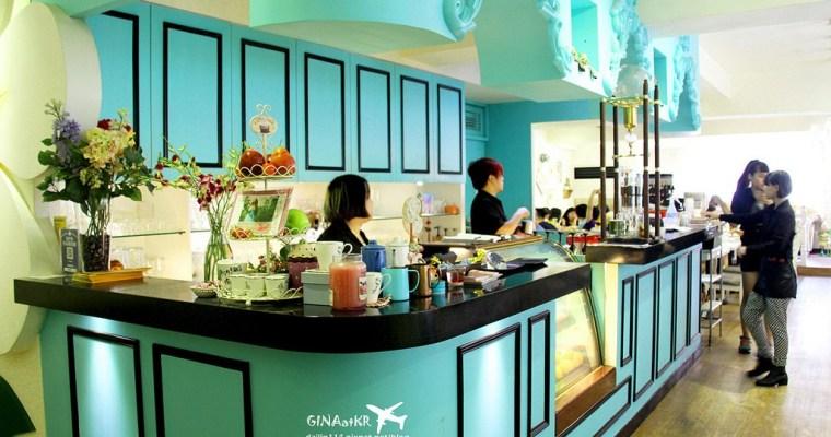 台北市萬華區》西門町焗烤下午茶咖啡 Oyami cafe 華麗風格 焗烤飯、義大利麵、下午茶來個鬆餅 一次滿足