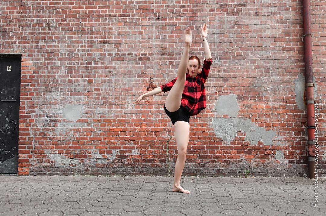 Jazz Dance - 4 Styles & Technik (leaps, turns, Akrobatik)