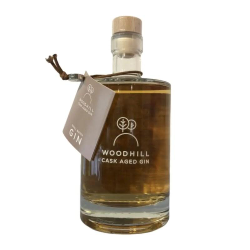 Billede til køb af Woodhill Cask Aged Gin