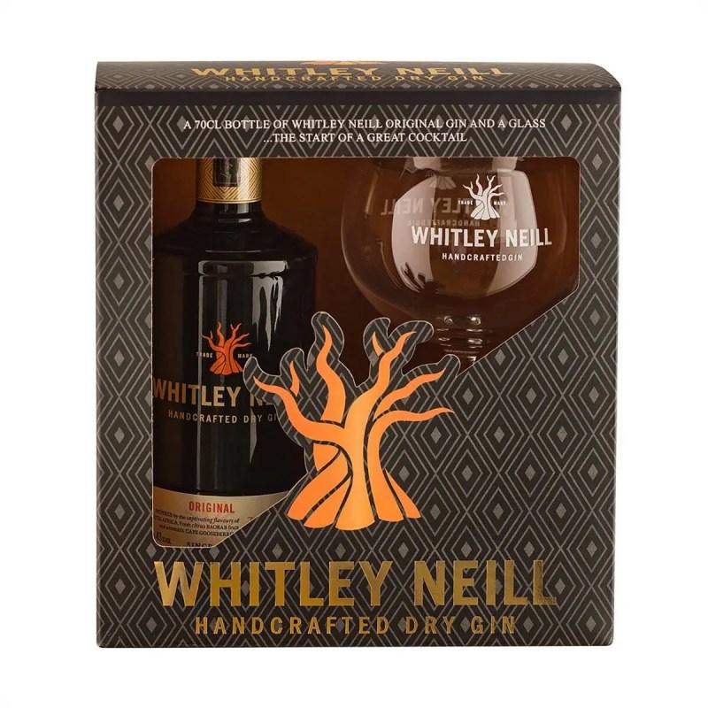 Salgsbillede for Whitley Neill Gaveæske