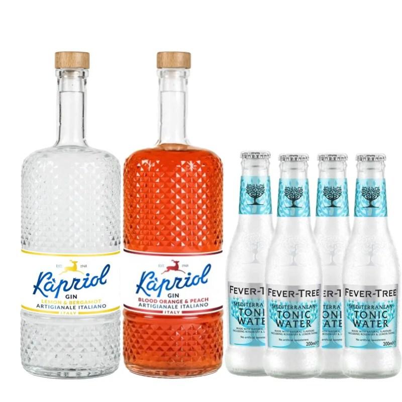 Billede til køb af Kapriol Ginpakke