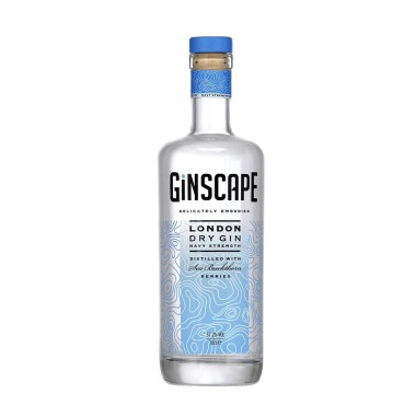 Salgs billede Ginscape London Dry Gin Navy Strength
