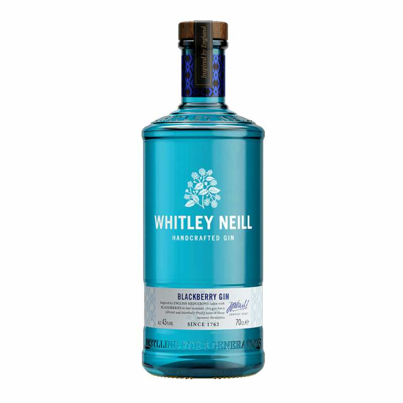 Salgsbilled Whitley Neill Blackberry Gin