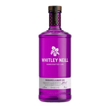 Salgsbillede af Whitley Neill Rhubarb & Ginger Gin