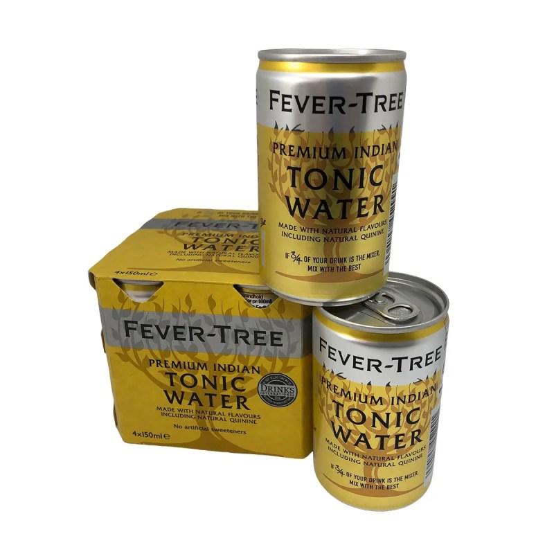 Salgsbilled Fever Tree 4 pack