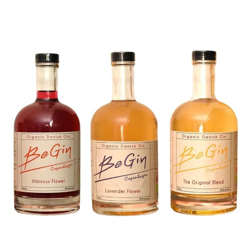 BeGin CPH Gin Pakke