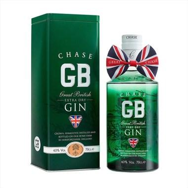 Chase GB Gin Tinbox