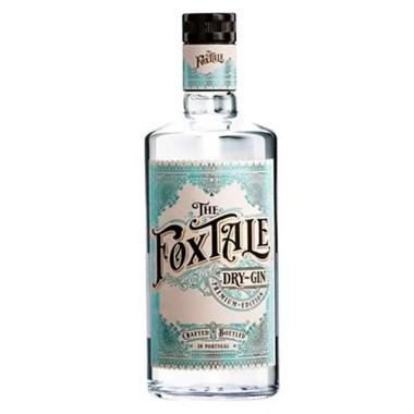 Billede af en flaske The Foxtale Gin