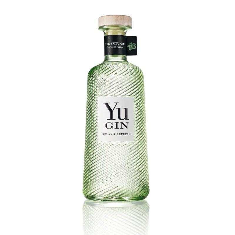 Billede af en flaske Yu Gin.