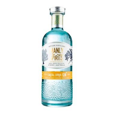 Billede af en Manly Spirits Coastal Citrus Gin