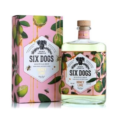 Six Dogs Honey Lime