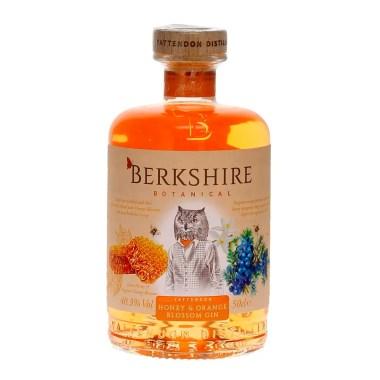 Billede af en Berkshire Botanical Honey Orange Blossom Gin