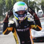 Lebbon claims maiden victory at Brands Hatch