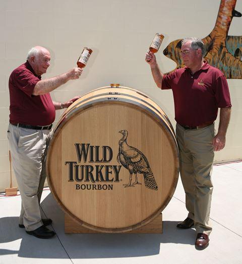 WILD_TURKEY_Jimmy_and_Eddie_Russell_Christen_Wild_Turkey_Barrel_6-21-11