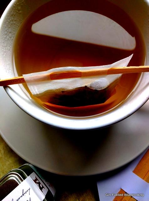Quinteassential Tea
