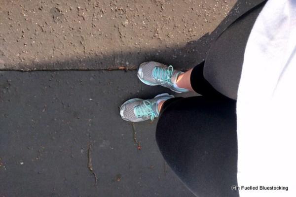 Marathon Monday: Donstoptober and Go-vember