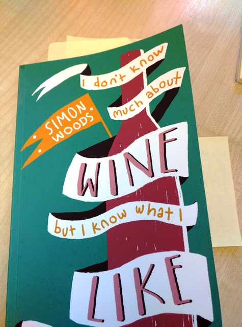 Book Review: I don't know much about wine