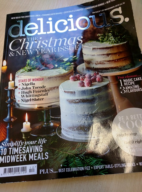 Review: Delicious Magazine