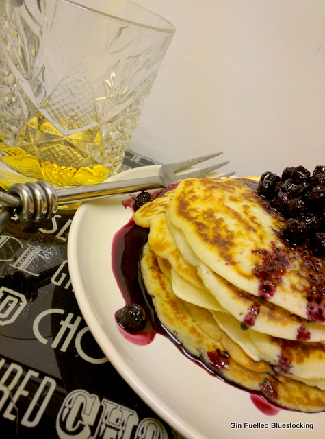 Pancake Day with Jim Beam Maple