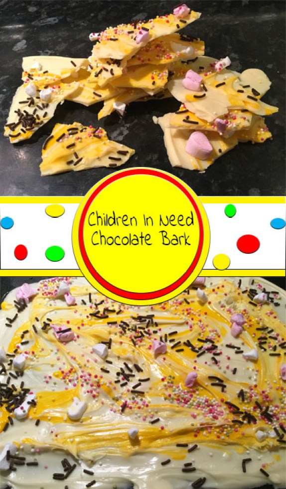 children-in-need-chocolate-bark