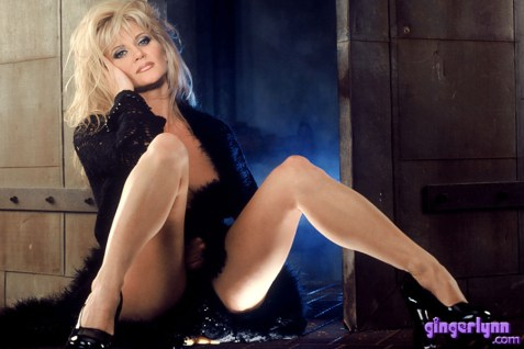 Ginger Lynn White Lightning