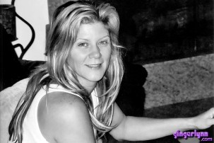 Ginger Lynn at home BTS personal