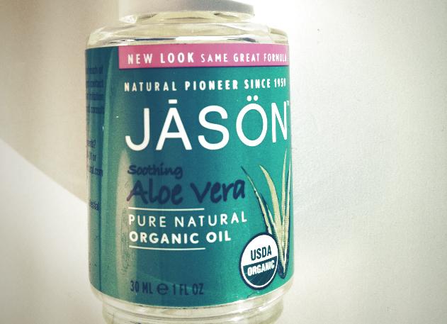 Jason Aloe Vera Pure Natural Organic Oil