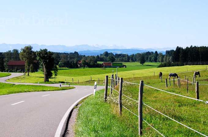 Holidays in Germany: The Allgäu