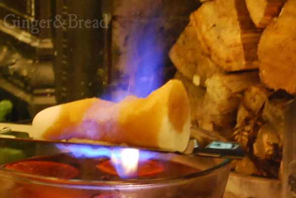 Feuerzangenbowle – a Punch with a, well, Punch