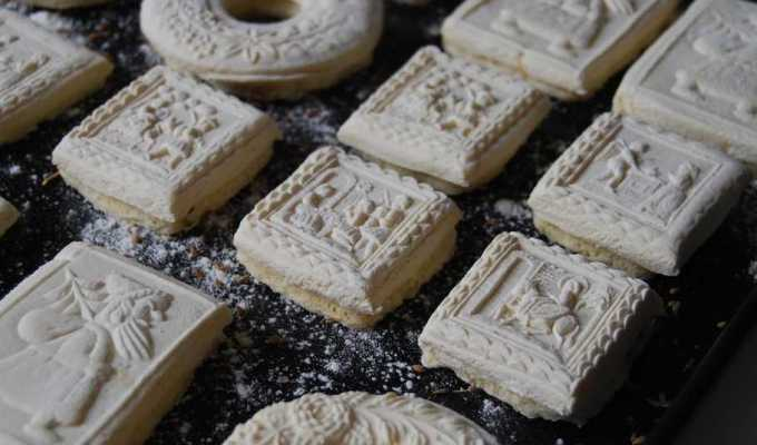 Springerle – Aniseed Biscuits