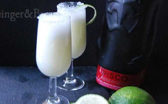 Pisco Sour – The Classic Chilean Aperitif
