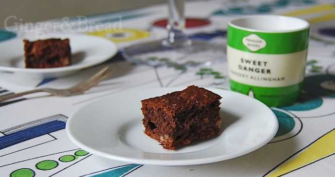 no added sugar Brownies with nuts