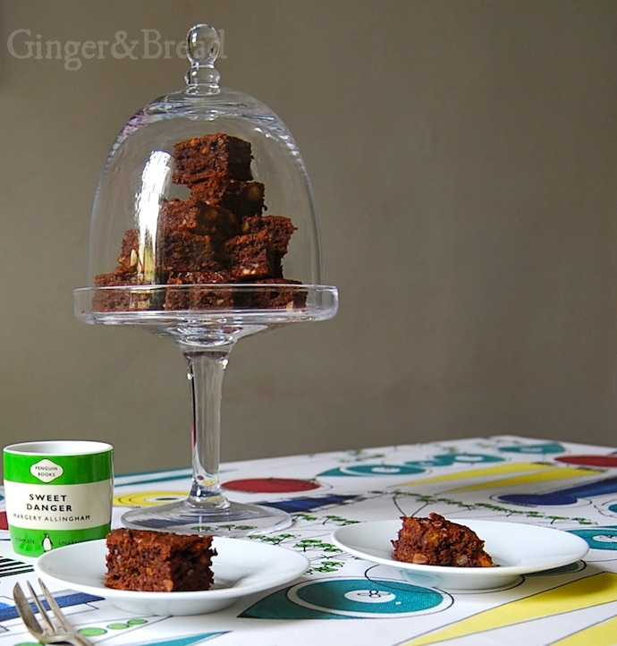 sugar-free brownies
