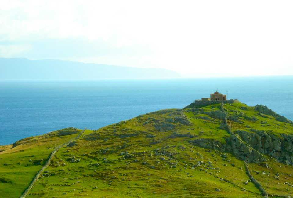 Torr Head and Mull of Kintyre